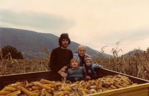 Time to pick the corn, 1982