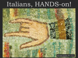The Italians - HANDS ON