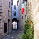 Il Nido Tranquillo is hidden away in the medieval backstreets