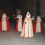 Narni nobility in solemn procession - Thanks to Ambra and Marco for the photos - www.fotovideonarni.com