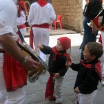Passione-for-Sant'Antonio---and-the-drums!---at-a-young-age
