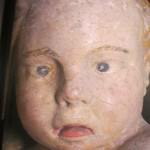 The Child, before restoration