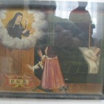 An ex-voto to St. Clare of Montefalco