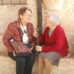 Signora Mimma, age 90, tells me her stories