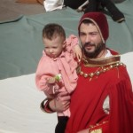 Medieval passione starts at a very early age in Assisi