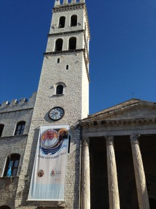 Assisi ready to welcome Pope Francis